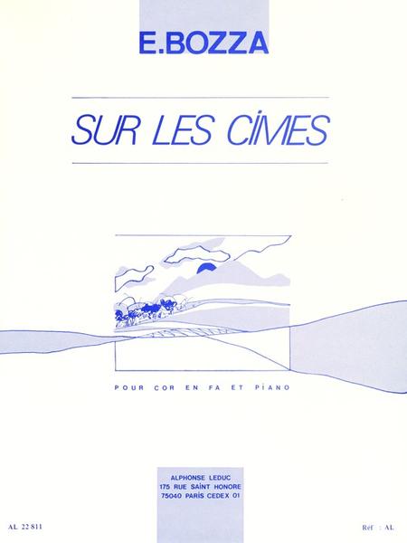 Sur Les Cimes - Cor en Fa et Piano