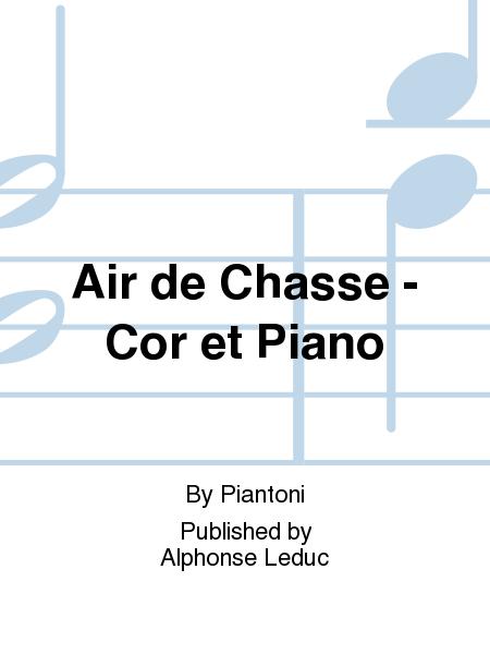 Air de Chasse - Cor et Piano