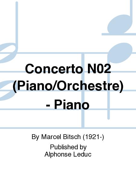 Concerto No.2 (Piano/Orchestre) - Piano