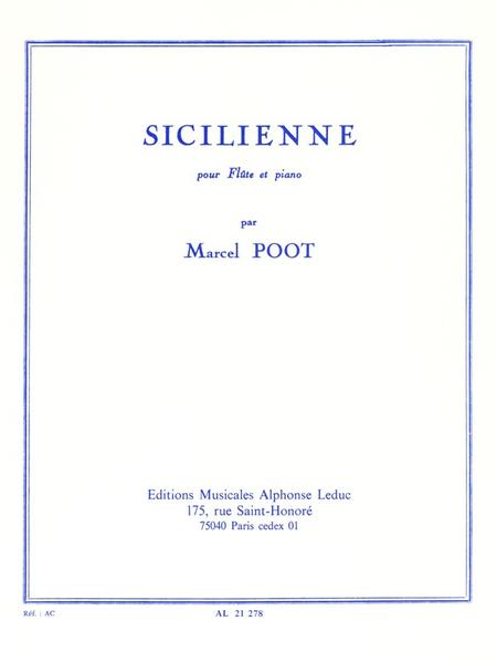 Sicilienne - Flute et Piano