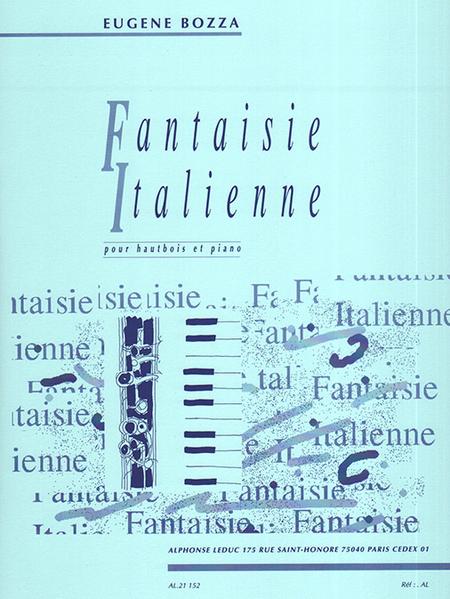 Fantaisie Italienne - Hautbois et Piano