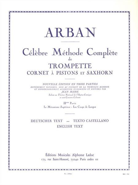 Methode Volume 2 - Trompette
