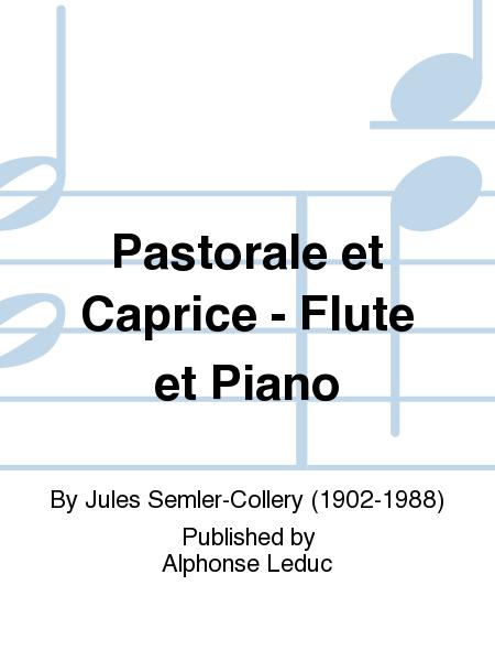 Pastorale et Caprice - Flute et Piano