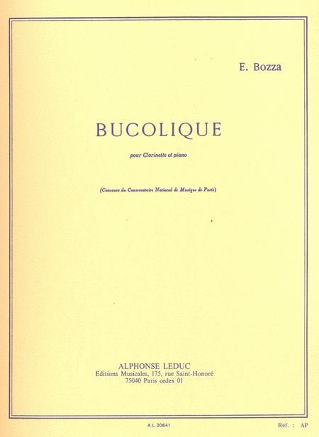 Bucolique - Clarinette et Piano