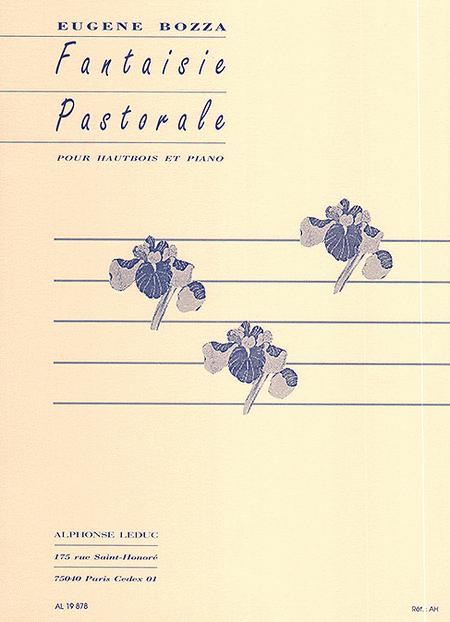 Fantaisie Pastorale - Hautbois et Piano