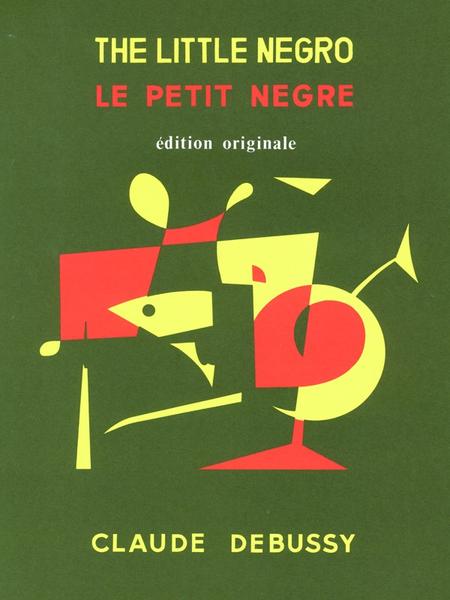 Petit Negre - Piano 4 Mains