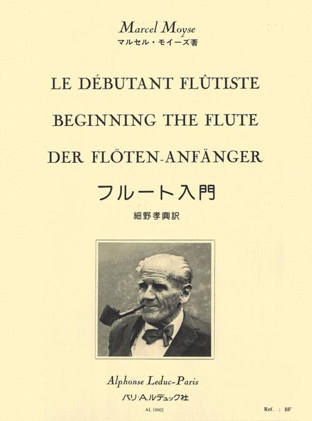 Debutant Flutiste - Flute