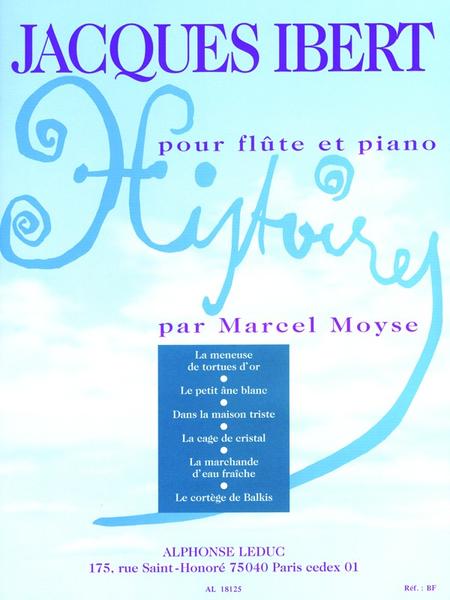 Histoires - Flute et Piano