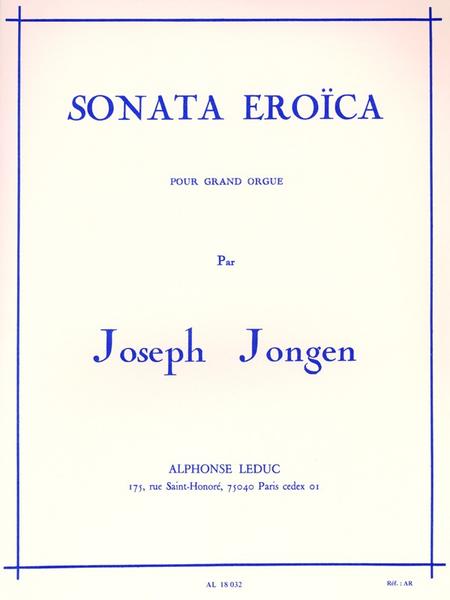 Sonata Eroica - Orgue