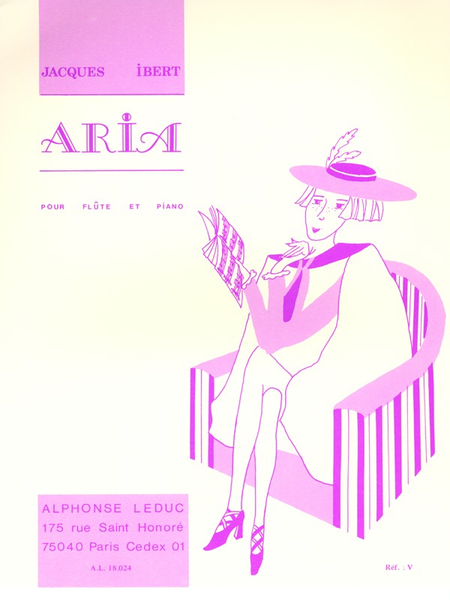 Aria - Flute et Piano
