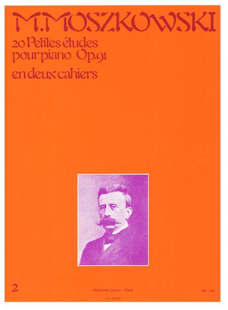20 Petites Etudes Op91 Volume 2 - Piano