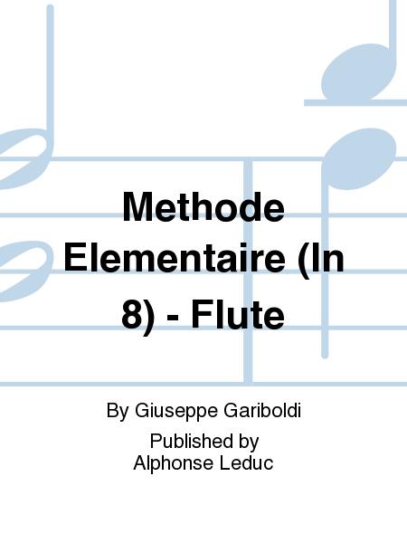 Methode Elementaire (In 8) - Flute