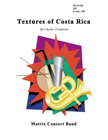 Textures of Costa Rica