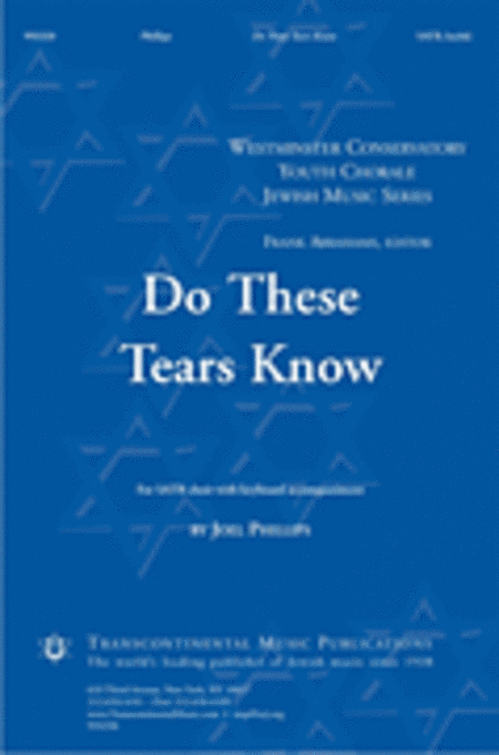 Do These Tears Know