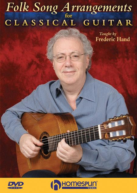Folk Song Arrangements for Classical Guitar