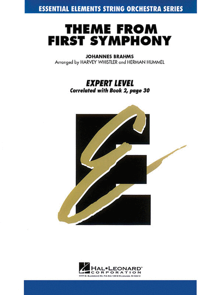 Theme from First Symphony
