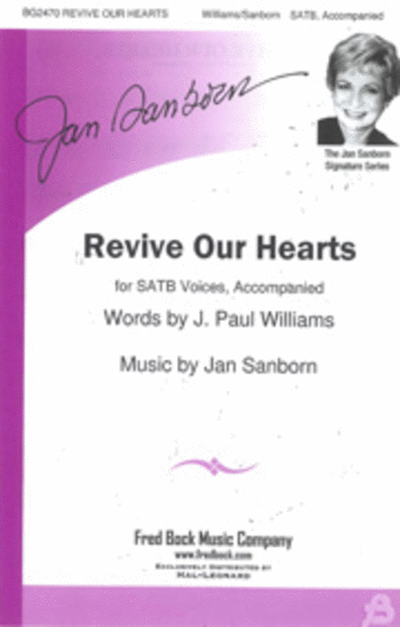 Revive Our Hearts - Rehearsal CD