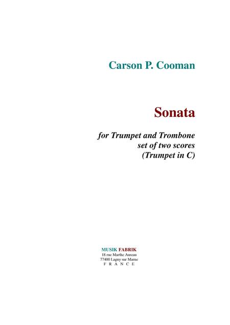 Sonata for Trumpet and Trombone