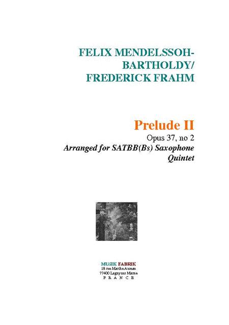 Prelude 2