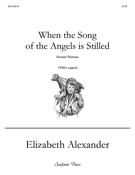 When the Song of the Angels Is Stilled (TTBB)