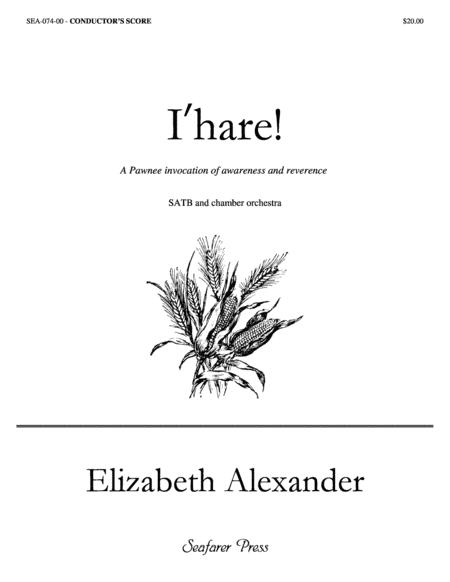 I'hare (full score)