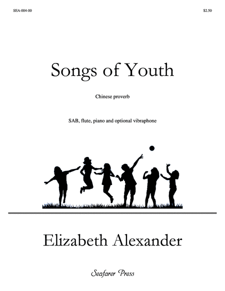 Songs of Youth (SAB)