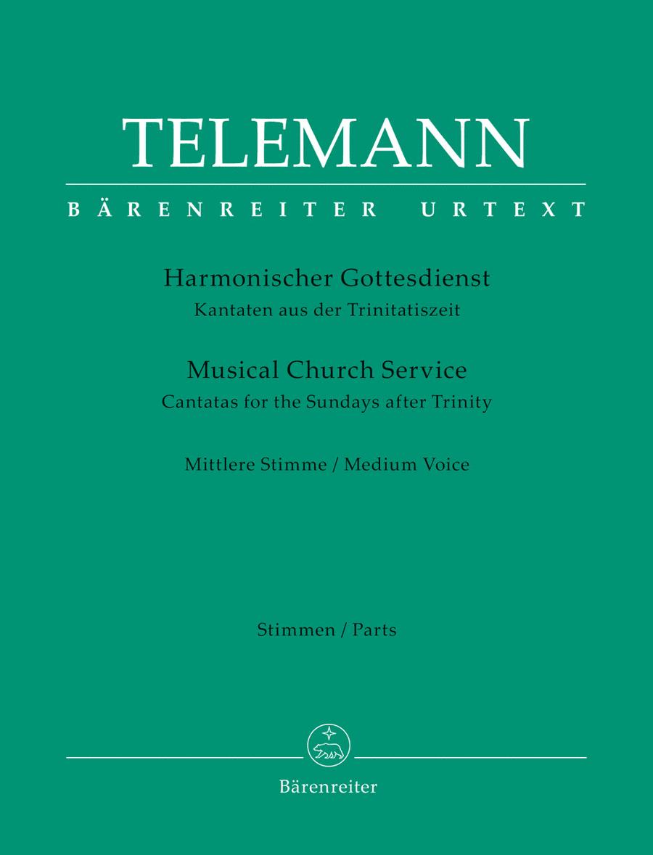 Harmonischer Gottesdienst / Musical Church Service - Volume 6 (parts)