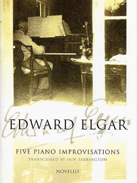 5 Piano Improvisations