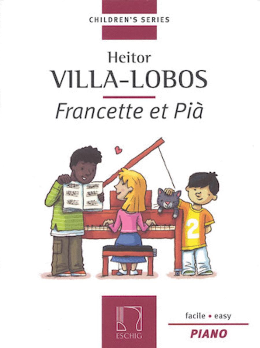 Francette Et Pia