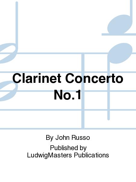 Clarinet Concerto No.1