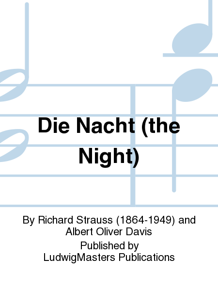 Die Nacht (the Night)
