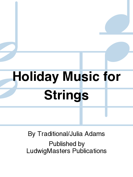 Holiday Music for Strings