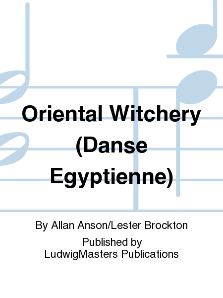 Oriental Witchery (Danse Egyptienne)