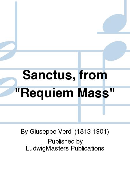 Sanctus, from