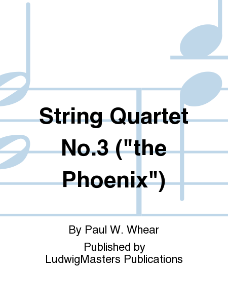 String Quartet No.3 (