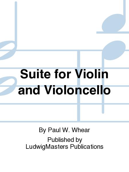 Suite for Violin and Violoncello
