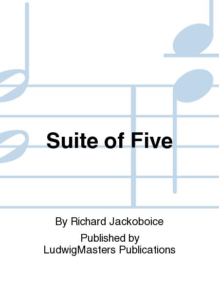 Suite of Five