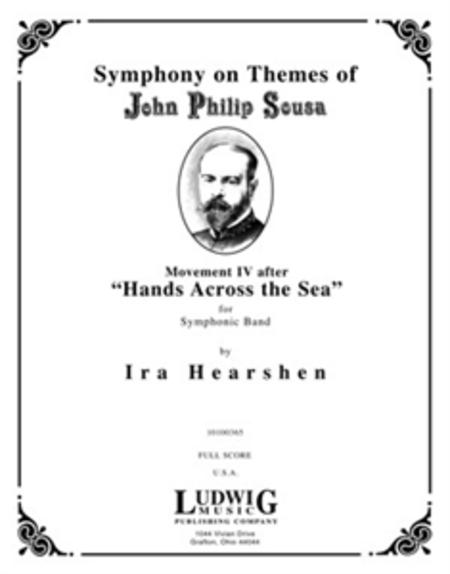 Symphony On Themes of John Philip Sousa, Movement IV, After