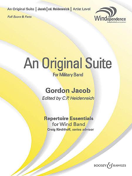 An Original Suite (Revised Edition)