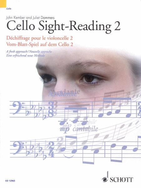 Cello Sight-Reading 2