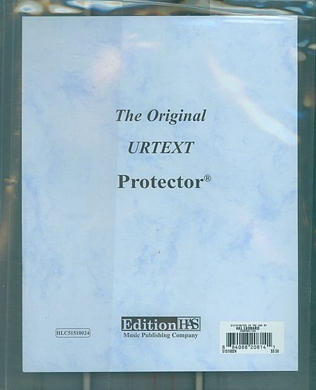 Clear Vinyl Cover - The Original Urtext Protector
