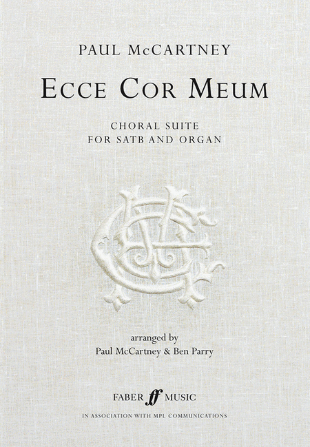 Ecce Cor Meum (Choral Suite)