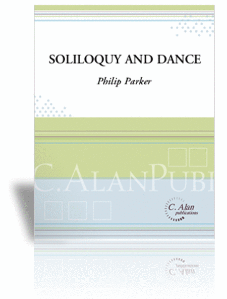Soliloquy and Dance (piano reduction)