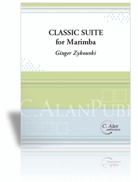 Classic Suite for Marimba