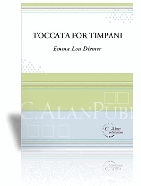 Toccata for Timpani