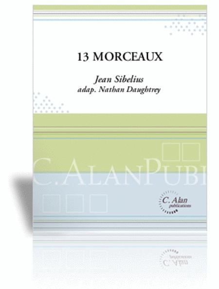 13 Morceaux
