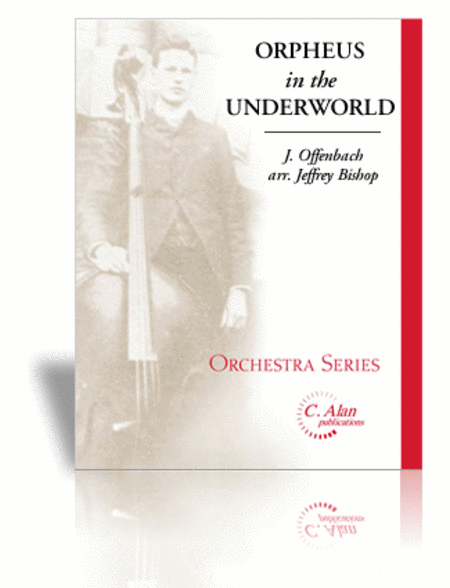 Overture from 'Orpheus in the Underworld' (score & parts)