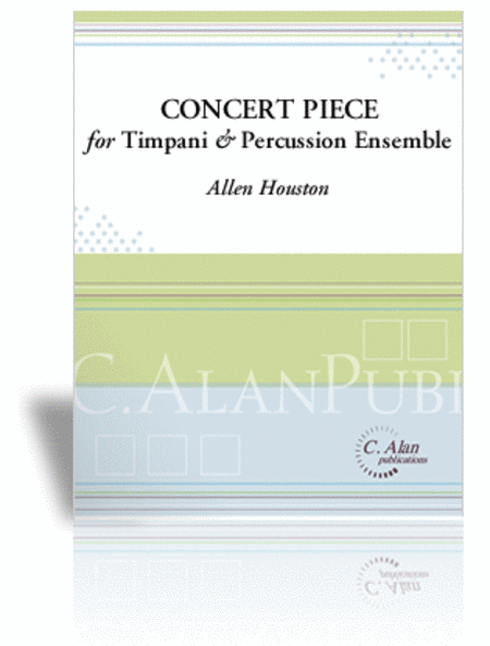 Concert Piece for Timpani & Percussion Ensemble