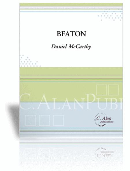 Beaton (score & parts)
