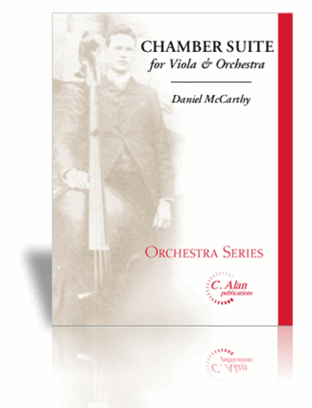 Chamber Suite for Viola & Orchestra